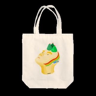 YopsymiのNATURE Tote bags