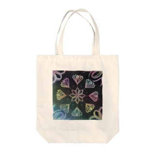 Colorful Moonの7th july Tote bags