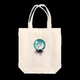 TAKUMの水晶と猫 Tote bags