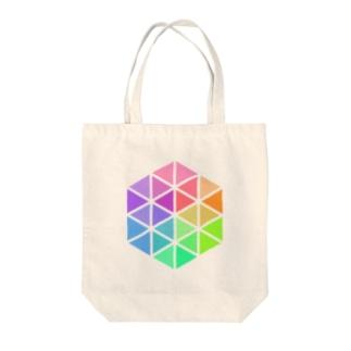 @Seitaroのアイコン Tote bags