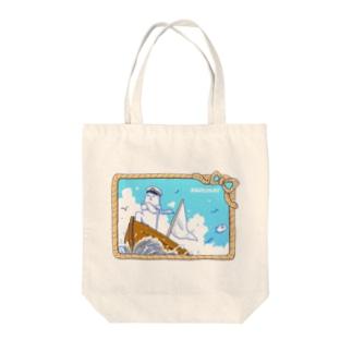 サマースタイル Tote bags