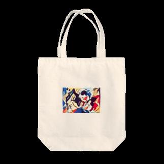 A-craft工房の抽しょうが Tote bags