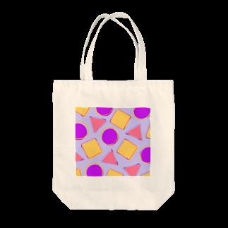 下之下の三四丸−青 Tote bags