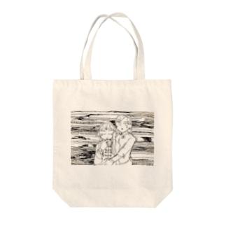 わたしたちの新幹線 Tote bags