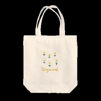 KOKaKのハナミズキ Tote bags