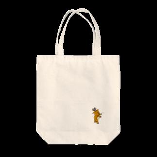 エムフィルムズのシカの手探り Tote bags