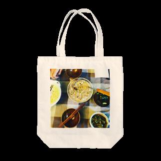 食卓のうちの食卓   冷や汁 Tote bags