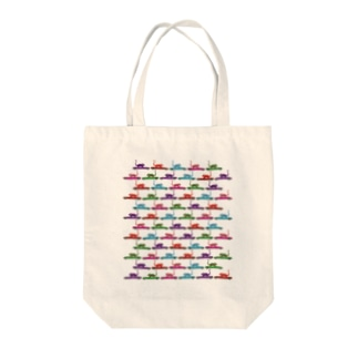 camereon with car_2 Tote bags