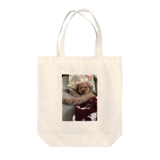 ぷうどる Tote bags