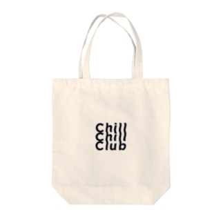 Chill Chill Club Tote bags