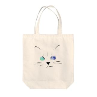 ミルクノエ Tote bags