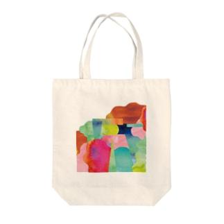 かわいい布 Tote bags
