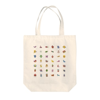 T1 Tote bags