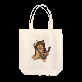みりんのおでかけ Tote bags
