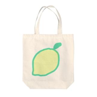 れもん Tote bags