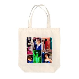 マネキンコレクション Tote bags