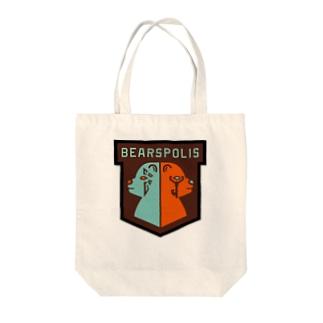 BEARSPOLIS Tote bags
