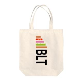 5G BLT Tote bags