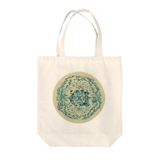 Never land.. Tote bags
