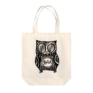 スピカ① Tote bags