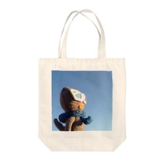 あば太(朝日) Tote bags