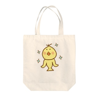 シャキーン!! Tote bags