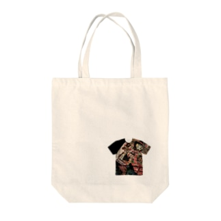 Tシャツ Tote bags