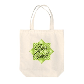 SLOWSWET 0000 Tote bags