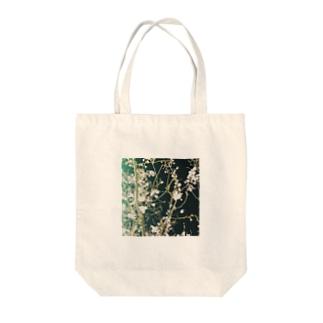 宵々ぴんく Tote bags
