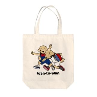 バスケット1 Tote bags