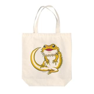 フトアゴトートバッグ Tote bags