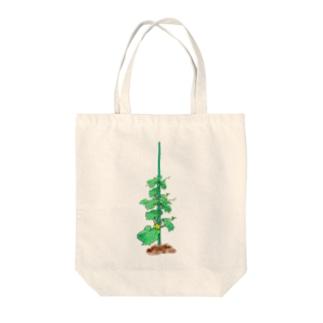 きゅうり Tote bags