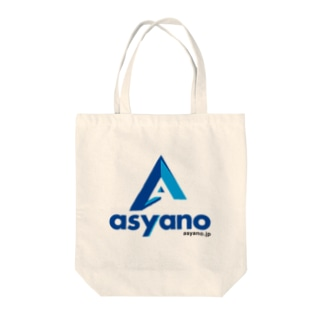 asyano.jpグッズ Tote bags