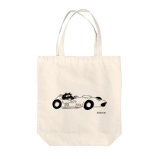 スポーツカーのノワチャン Tote bags