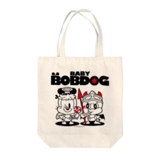 ベビーボブ&ベイビーベイビーてんしとあくま Tote bags