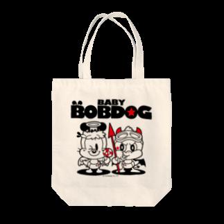 SUNWARD-1988のベビーボブ&ベイビーベイビーてんしとあくま Tote bags
