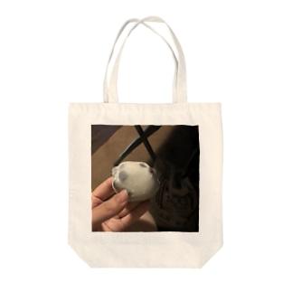 豆大福の時間や Tote bags