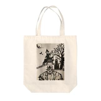 フランケン Tote bags
