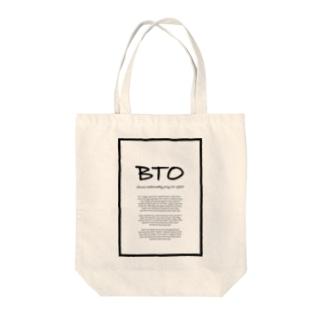 BTO - season01 トートバッグ