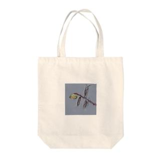 青冥ノハナ Tote bags