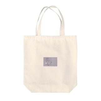 喫煙シティボーイ Tote bags