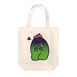 ウンチ Tote bags