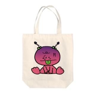 ウンチ・ Tote bags