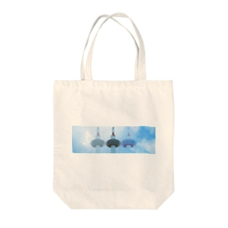 tower/31ふぉと Tote bags