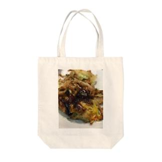 お好み焼きバック Tote bags