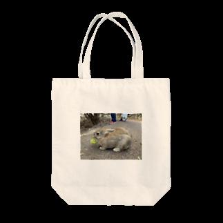 chouchouminekoのうさぎのバック Tote bags