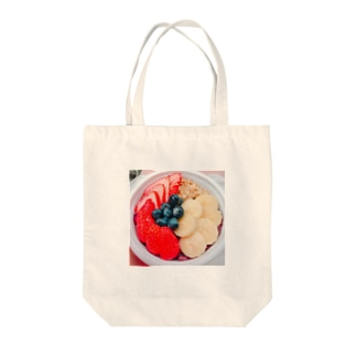 アサイーボウル🍓 Tote bags