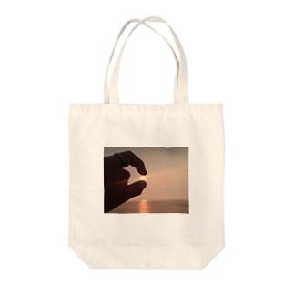 大粒ダイヤモンド Tote bags