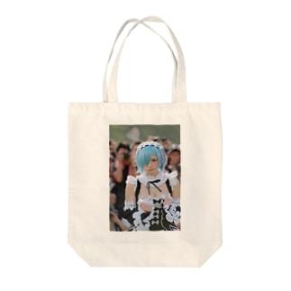 えなこ Tote bags