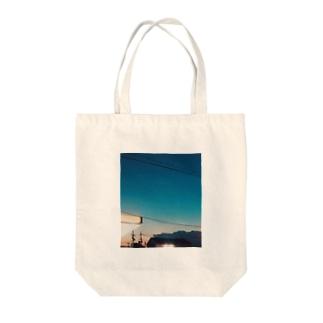 夏の夜が続くといいのに Tote bags